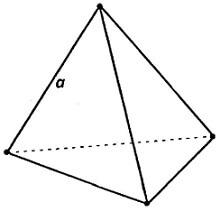 тетраэдра